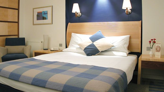 Double room (superior) Britannia Hotel South Manchester