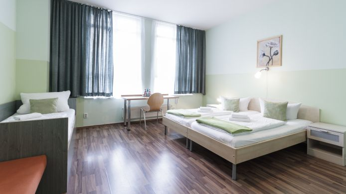 Double room (standard) Friedrichshain Hotel & Hostel