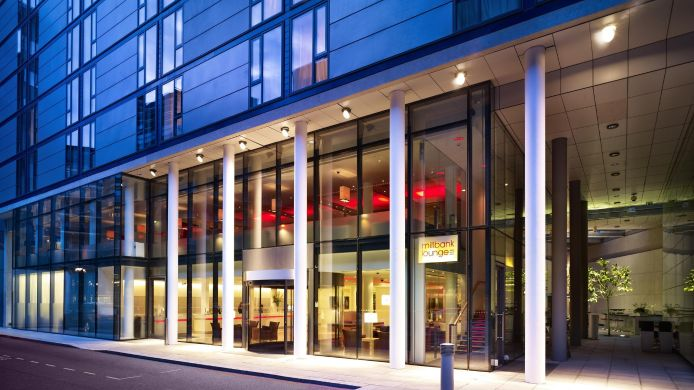 Exterior view DoubleTree by Hilton London -Westminster
