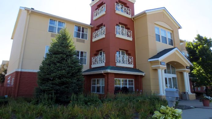 Exterior view EXTENDED STAY AMERICA AUBURN H