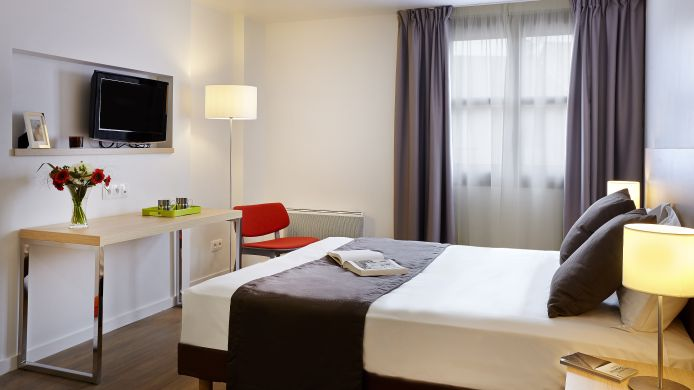 Double room (superior) Citadines Presqu'ile Lyon