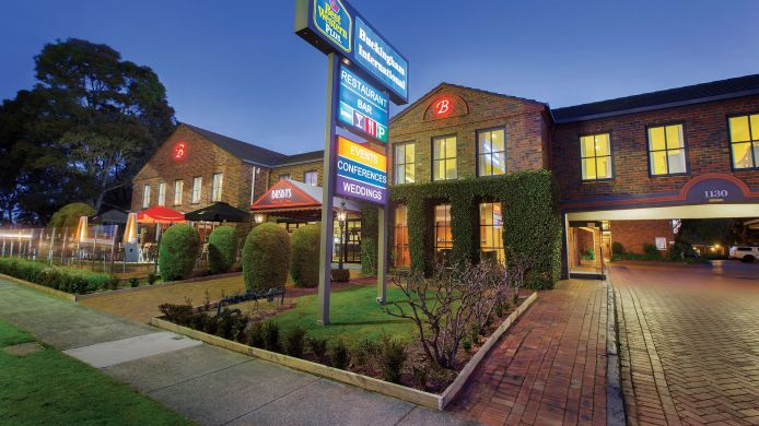 Bild Best Western Plus Buckingham International