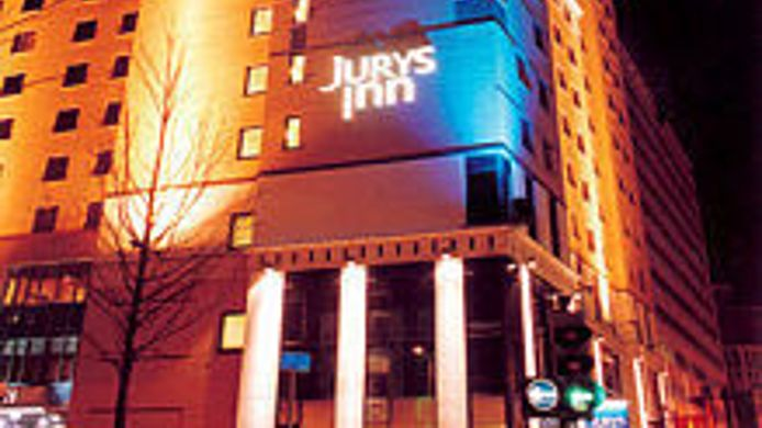 Exterior view Jurys Inn Croydon South London