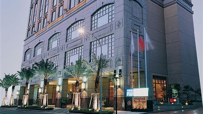 Exterior view Four Points By Sheraton Taipei Zhonghe