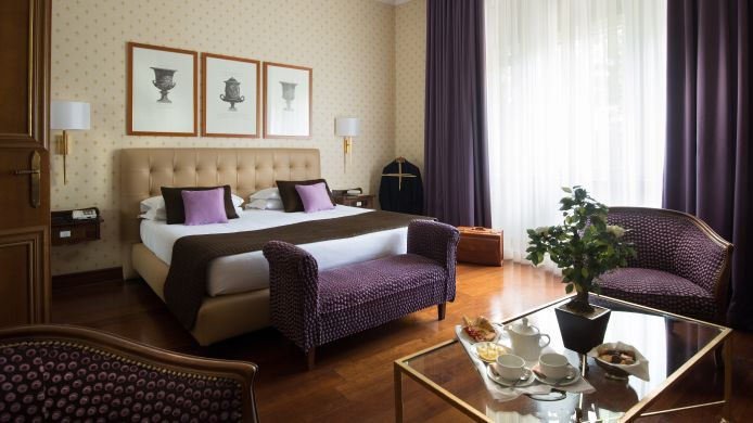 Junior Suite Imperiale