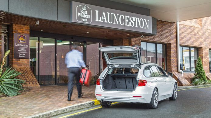 Buitenaanzicht BEST WESTERN PLUS LAUNCESTON