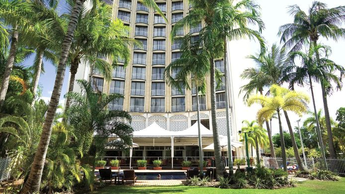 Exterior view DoubleTree by Hilton Darwin