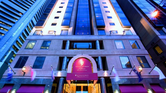 Exterior view STAMFORD PLAZA MELBOURNE
