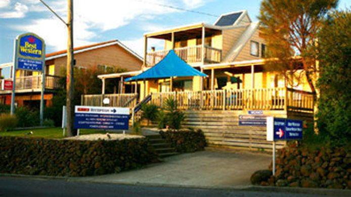 Exterior view BEST WESTERN GREAT OCEAN ROAD