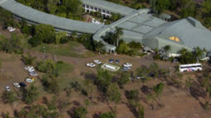 Exterior view Kakadu Lodge Cooinda Managed By Accor