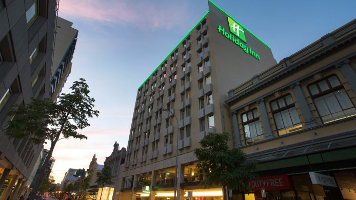 Buitenaanzicht Holiday Inn PERTH CITY CENTRE