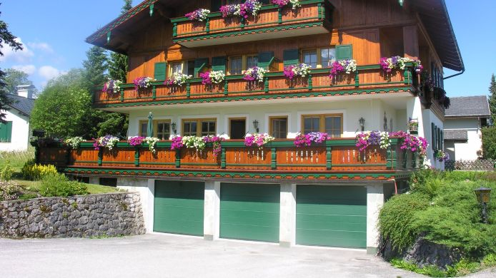 Exterior view Pension Köberl