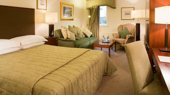 Kamers Mercure Bolton Last Drop Village Hotel and Spa