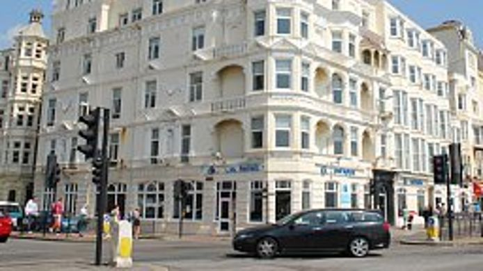 Buitenaanzicht Brighton Harbour Hotel and Spa