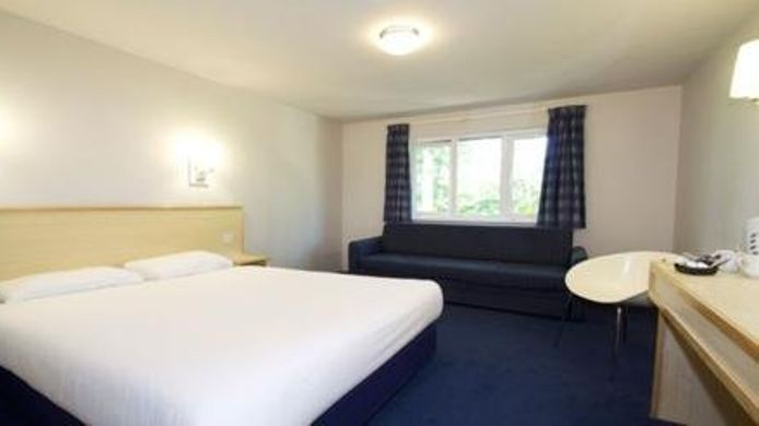 Room TRAVELODGE KNUTSFORD TABLEY
