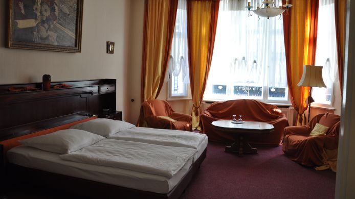 Double room (superior) Savoy Hotel-Pension