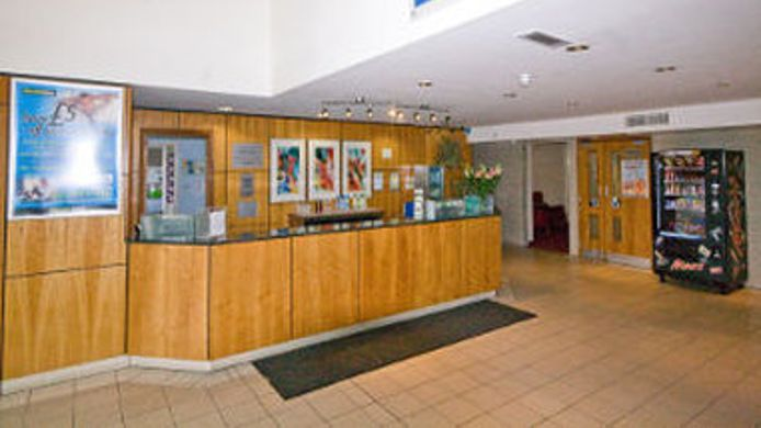 Buitenaanzicht Ramada Cambridge Days Inn Cambridge