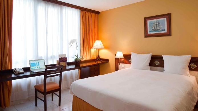 Room Hotel Mercure Comercial Santo Domingo