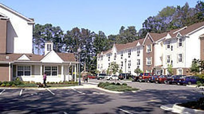 Exterior view TownePlace Suites Boston Tewksbury/Andover