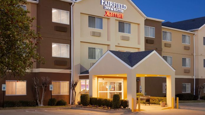 Exterior view Fairfield Inn & Suites Longview