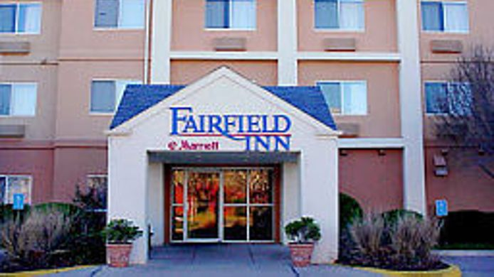 Exterior view Fairfield Inn & Suites Lubbock