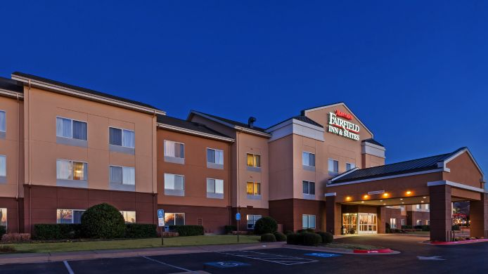 Exterior view Fairfield Inn & Suites Bentonville Rogers