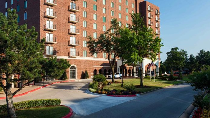 Exterior view Renaissance Waterford Oklahoma City Hotel