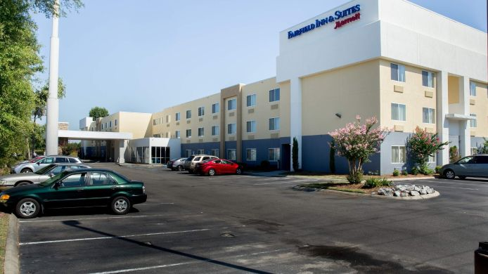 Exterior view Fairfield Inn Lumberton