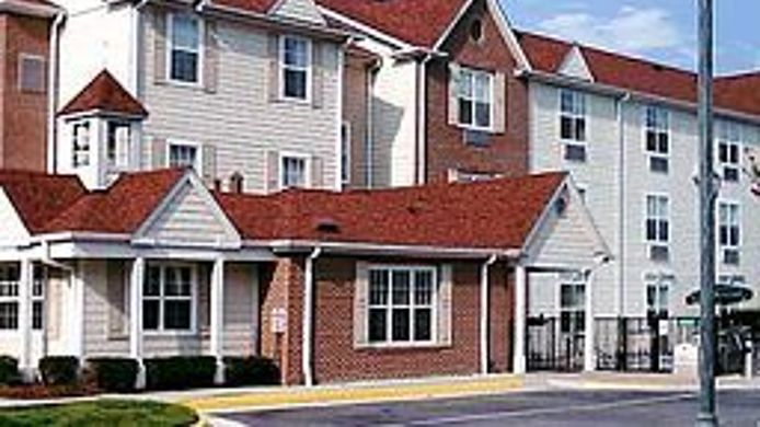 Buitenaanzicht TownePlace Suites Chantilly Dulles South