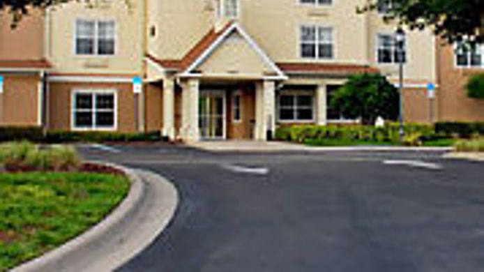 Exterior view TownePlace Suites Orlando East/UCF Area