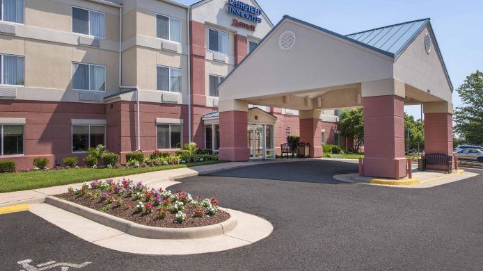 Exterior view Fairfield Inn & Suites Dulles Airport Chantilly
