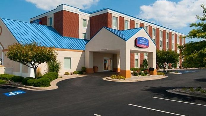 Exterior view Fairfield Inn & Suites Beckley