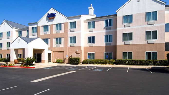 Buitenaanzicht Fairfield Inn & Suites Austin South