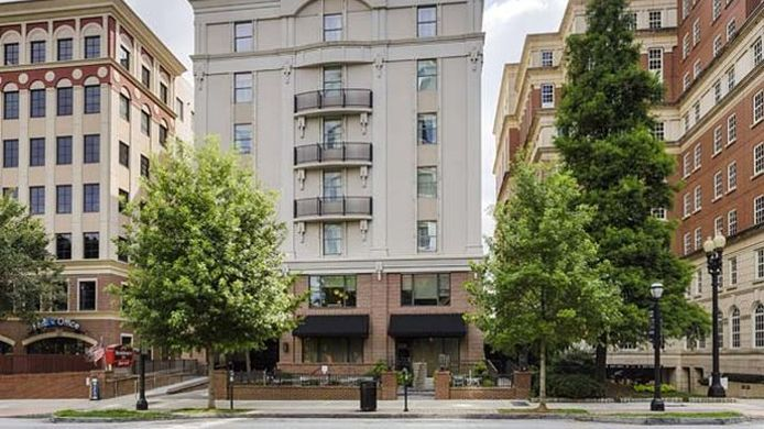 Exterior view Residence Inn Atlanta Midtown/Peachtree at 17th