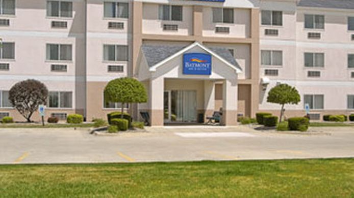 Buitenaanzicht BAYMONT INN & SUITES MATTOON