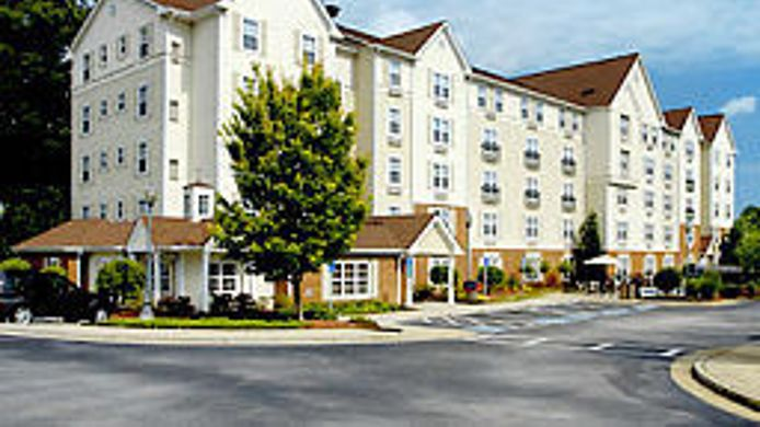 Exterior view TownePlace Suites Atlanta Northlake