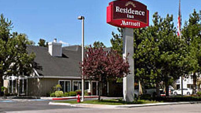 Buitenaanzicht Residence Inn Boise Downtown/University