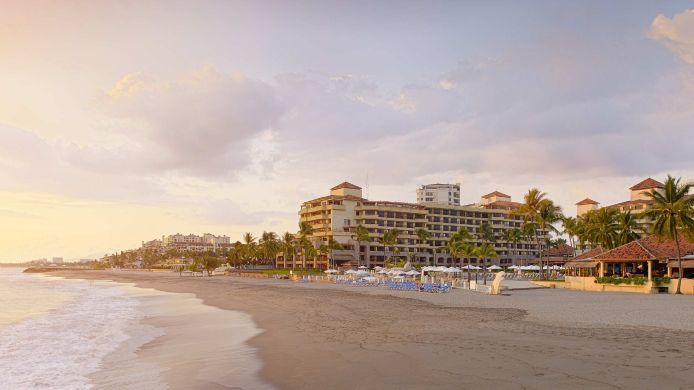 Buitenaanzicht CasaMagna Marriott Puerto Vallarta Resort & Spa