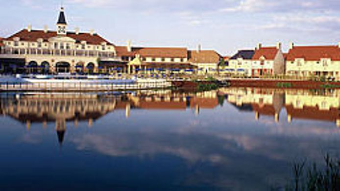 Buitenaanzicht Marriott's Village d'lle-de-France