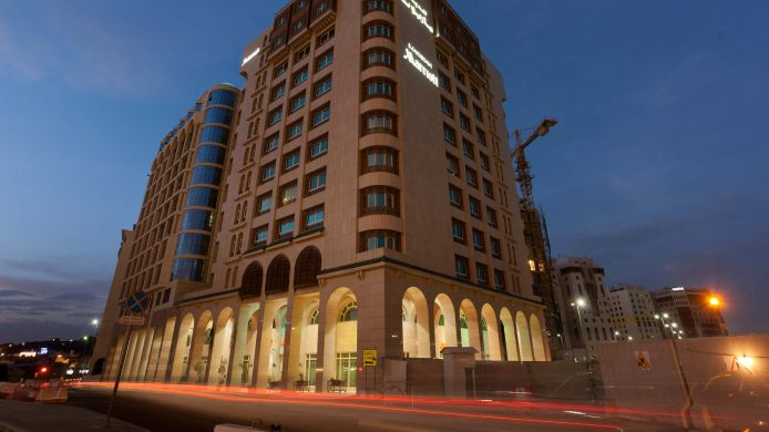 Exterior view Madinah Marriott Hotel