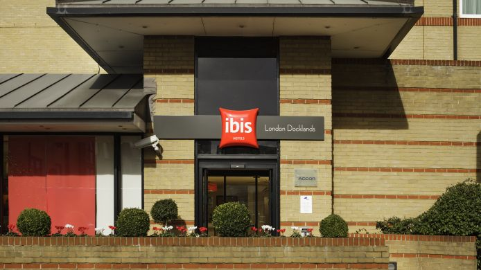 Picture ibis London Docklands Canary Wharf