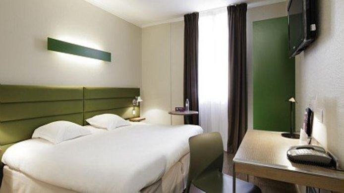 Standaardkamer ibis Styles Toulouse Gare Centre Matabiau