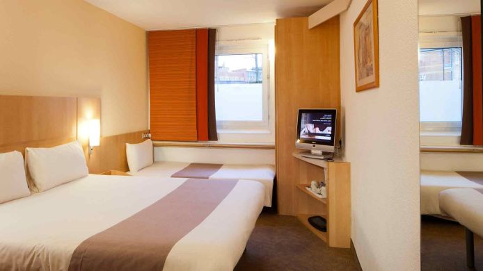 Kamers ibis Coventry Centre