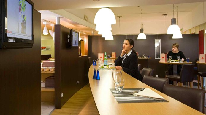 Hotelbar ibis Le Bourget