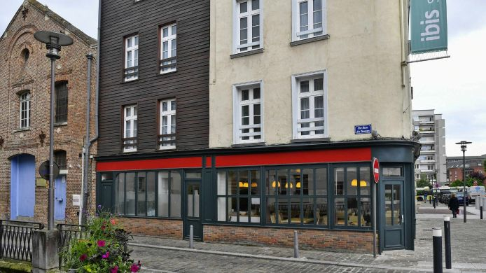 Kamers ibis Styles Amiens Cathedrale