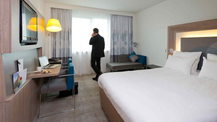 Room Novotel Leuven Centrum