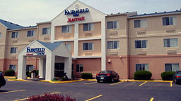 Exterior view Fairfield Inn & Suites Kansas City Lee's Summit