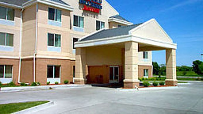 Exterior view Fairfield Inn & Suites Ankeny