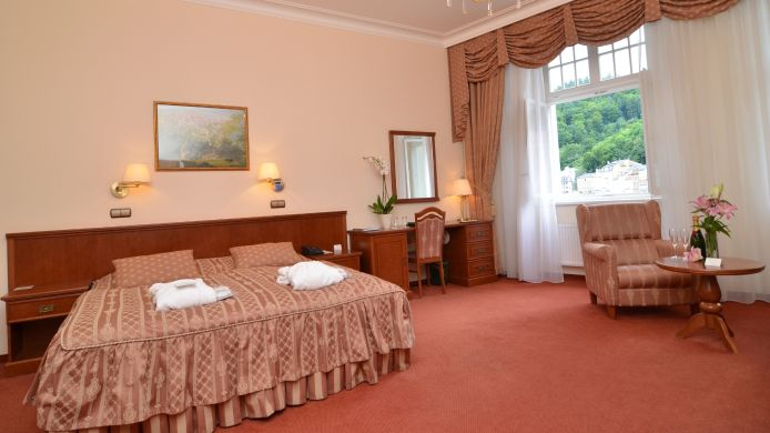 Double room (superior) Olympia