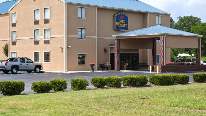 Exterior view BEST WESTERN RIVER CITY HOTEL